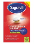 Dagravit Tieners Brain Support 50 tabletten