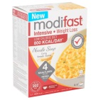 Modifast Intensive Soep Curry Noodles 220g