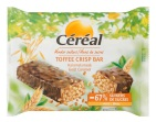 Cereal Toffee crips bar 3x35g