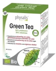 Physalis Green Tea Bio 60 tabletten