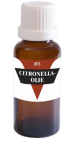 Tendo Citronella olie 25ml