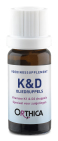 Orthica Vitamine K & D zuigeling 10ml