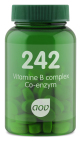 AOV 242 Vitamine B-complex Co-Enzym 60 tabletten