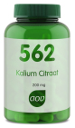 AOV 562 Kalium Citraat 200 mg 100 tabletten