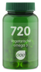 AOV 720 Vegetarische Omega 3 60 softgels