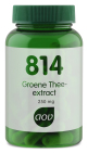 AOV 814 Groene Thee-extract 250mg 60 capsules