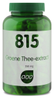 AOV 815 Groene Thee-extract 250mg 180 capsules