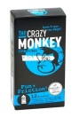 crazy monkey Fun+Friction! Condooms 12st