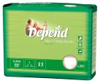 Depend Slip super L 15st