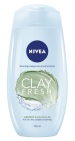 Nivea Clay Fresh Douchecrème Gember & Basilicum 250ml