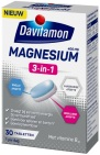 Davitamon Magnesium 3-in-1 30 tabletten