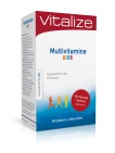 Vitalize Multivitamine Kids 60 kauwtabletten