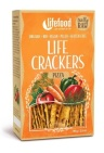 Lifefood Life crackers pizza 70g
