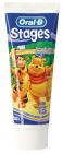 Oral-B Kindertandpasta Stages 2 Winnie De Poeh 75ml