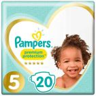 Pampers Premium Protection 5 20st