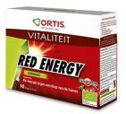 Ortis Red Energy Original Flesjes 10st