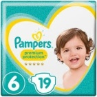 Pampers Premium Protection 6  19st