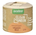 Purasana Clean & Green Vitamin B12 Tabletten 90tb