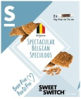 Sweet-Switch Spectacular Belgian Speculoos 110 Gram