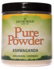 Jacob Hooy Pure Powder Ashwaganda 130gr