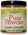 Jacob Hooy Pure Powder Gember 115gr