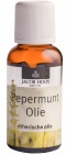 Jacob Hooy Pepermunt olie 30ml