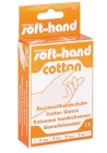 soft-hand cotton Verbandhandschoen soft cotton M 1paar