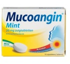mucoanging Ambroxol Mint 20mg Tabletten 18tb