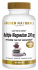 Golden Naturals Multiple Magnesium 200mg 180 tabletten