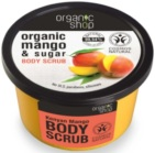organic shop Kenyan Mango Body Scrub 250ml