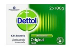 Dettol Zeep Regular 2x100gr