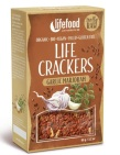 Lifefood Life crackers knoflook marjolein 90g