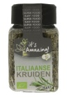 It's Amazing Itali kruiden  bio 20gr
