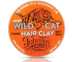 johnnys chop shop Wild Cat Hair Clay 70 Gram