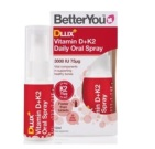 Betteryou DLux+ Vitamine D + K2 Spray 12ml
