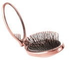 Wet Brush Haarborstel Anti-Klit Mini Pop Fold Rose Gold 1 Stuks