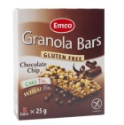 emco Granola Bar Chocolate Chip 25 Gram