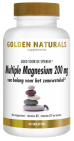 Golden Naturals Multiple Magnesium 200mg 60 tabletten