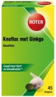 Roter Knoflox & ginkgo 1 per dag 45 dragees