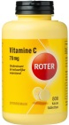 Roter Vitamine C 70mg Citroen 800st