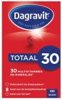 Dagravit Totaal 30 Multivitaminen en Mineralen 100 dagrees