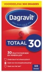 Dagravit Totaal 30 Multivitaminen en Mineralen  500 dagrees