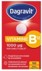Dagravit Vitamine b12 1000 mcg smelt 100 tabletten