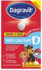 Dagravit Kids Calcium & Vitamine D 90 tabletten