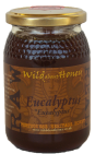 Wild About Honey Honey eucalyptus 500gr