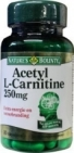 Natures Bounty Acetyl L-Carnitine 30st