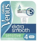 Gillette Venus Extra Smooth Sensitive scheermesjes 4 stuks