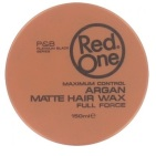 Red One Haarwax - Argan Matte Hair Wax  150ml