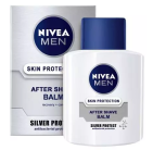 Nivea After Shave Balsam Silver Protect 100ml