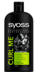 Syoss Shampoo Curl Me 500ml